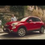 Official Fiat 500X teaser – blue pill 【フィアット】