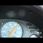 三菱ミニカ フル加速