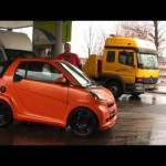 smart Fortwo Brabus Ultimate test 【フォーツー】