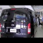 トヨタ ハイエース バン 4型 新車 新型(現行型) メガウェブ TOYOTA 動画