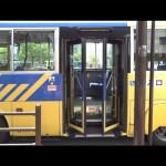 近鉄バス 日野 リエッセ 【ドア開閉】
