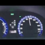 レクサスHS250h 0-100km/h