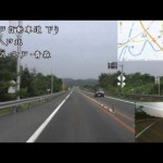 4to6 20130816 八戸道 下り 一戸IC → 上北IC to 八戸北IC