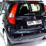 Suzuki Splash 07 Frankfurt スズキ スプラッシュ 量産車