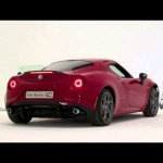 ALFA ROMEO 4C – Engine sound 【アルファロメオ】