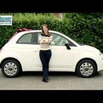 Fiat 500C convertible review – CarBuyer 【フィアット】