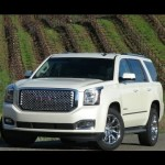 2015 GMC Yukon Denali 6.2L 0-60 MPH First Drive & Review 【ジーエムシー】
