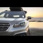 2015 Subaru Outback 新型スバル レガシー アウトバック