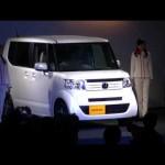 世界初公開ホンダ新型軽自動車 N BOX 東京モーターショー2011