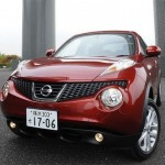 SUVのデザインに革命を! ボディコンSUV 日産 ジューク(NISSAN JUKE)