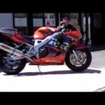 HONDA CBR900RR FireBlade ファイヤーブレード