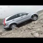 4WD対決 日産ムラーノ vs ホンダCR-V