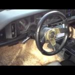 1991y ポンティアック トランザム ファイヤーバード GTA 新並