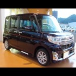 2013 New DAIHATSU TanTo CUSTOM(Smart Assist) – Exterior & Interior 【ダイハツ】