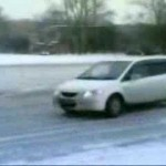 Drift Mazda Premacy vs Volkswagen Passat B3 (+Lada) 【マツダ・フォルクスワーゲン】