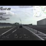 4to4 20121202 仙台環状道路 外回り 利府しらかし台IC→仙台港北IC