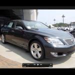 2011 Lexus LS460 L Start Up, Engine, and In Depth Tour 【レクサス】
