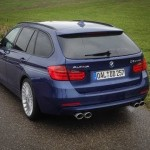 BMW Alpina D3 Biturbo Touring and BMW 335d xDrive sound and acceleration 【アルピーヌ】