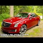 2015 Cadillac ATS Coupe Review – Fast Lane Daily 【キャデラック】
