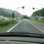福島県福島市 国道13号線で山形県米沢市へ 2011-7-16