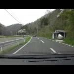 国道484号3、才の乢、R429吉備中央町下加茂-岡山自動車道 賀陽IC 車載動画