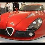 アルファロメオ最高級スポーツカー公開=生産は世界で9台
