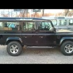 Landrover Defender 2012 long 110 new model 【ランドローバー】