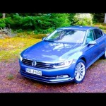 2015 VW Passat 2.0 TDI 150PS, first drive 【フォルクスワーゲン】