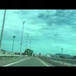 ドライブ映像 九州自動車道鳥栖JTC 熊本方面~大分方面