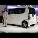 ホンダ新型軽自動車 NBOX ウェルカムフェア プレゼンテーション