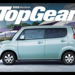 Testujemy kei car'y: Nissan Moco | Test TopGear | Drive 【日産】