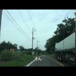 【歌詞付】チューリップ【メロディーロード】群馬県前橋市国道353号