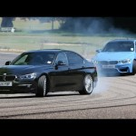 Petrol BMW M3 vs diesel Alpina D3 – fast saloon showdown 【BMW・アルピーヌ】