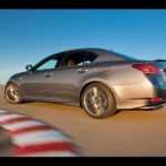 2013 Lexus GS 350 F Sport vs Mercedes-Benz E350 vs BMW 535i race track review 【レクサス・メルセデスベンツ・BMW】