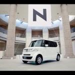 ホンダ新型軽自動車N-BOX 1/2 #lovecars #honda