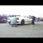 全日本外車大祭 フェラーリ360 ブリッピング