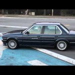 ALPINA BMW E30 C1 2.5 #43 OF 51 IN THE WORLD 【アルピーヌ】