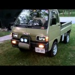 LED light conversion 1992 Daihatsu  Hijet S83p 【ダイハツ】