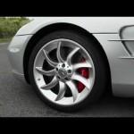 Mercedes-Benz Mclaren SLR Roadster/マクラーレンSLRロードスター