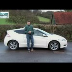 Honda CR-Z coupe review – CarBuyer 【ホンダ】