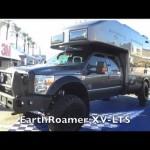 EarthRoamer XV-SLT diesel 4×4 expedition RV 【アースローマー】