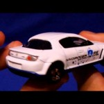 MAZDA RX-8 HYDROGEN RE Tomica no.96 水素自動車