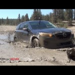 2015 Mazda CX-5 AWD Muddy Off-Road Review on Everyman Driver 【マツダ】
