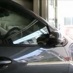 Mazda DEMIO (DE) の板金塗装修理. 東京都内からのご依頼.|荒川区の和光自動車