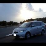 ホンダ・エリシオン:バイト君と首都高テストドライブ Honda ELYSION TypeX 4WD