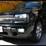 2003y Chevrolet TrailBlazer5.3 EXT AWD トレイルブレーザー革シート