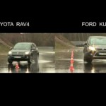 Toyota Rav4 vs. Ford Kuga vs. VW Tiguan 【トヨタ・フォード・フォルクスワーゲン】