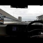日産モコ我が家へ 試運転走行 首都高湾岸線と箱根Nissan MOCO trial ride  高画質