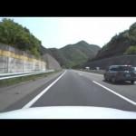 【車載動画】  【2012年 GW 旅行 9日目】 7 山陽自動車道
