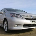 2010 Lexus HS 250h hybrid review 【レクサス】